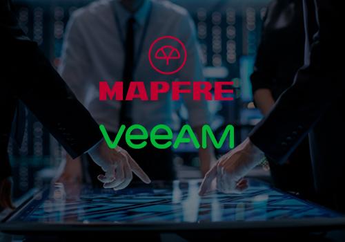 PROYECTO DE BACKUP EN MAPFRE CON VEEAM
